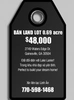 Bán Land Lot
