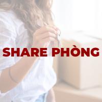 Cho Share Phòng