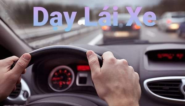 Dạy lái xe & chấm thi tại Texas .