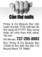Pinky & Co Beauty Bar