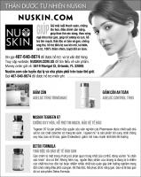 Thần dược tự nhiên Nuskin