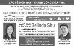 VĂN PHÒNG BẢO HIỂM BELINDA SHU
