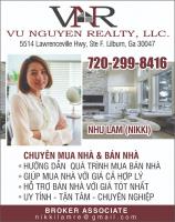 VU NGUYEN REALTY, LLC - NHU NGUYEN